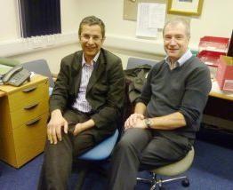 Tony and Shahid