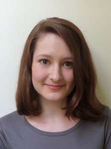 Emily Ruzich, lead author and PhD student