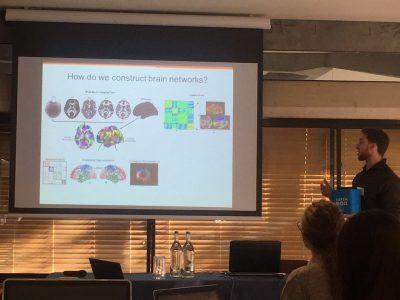 Jakob Seidlitz introduces brain networks