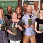 A Wolfson in green clothing – award winners announced at ceremony